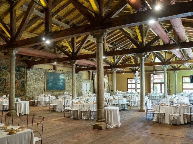 La boda de Pablo y Paloma en  La Granja de San Ildefonso, Segovia 81