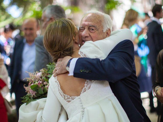 La boda de Pablo y Paloma en  La Granja de San Ildefonso, Segovia 82