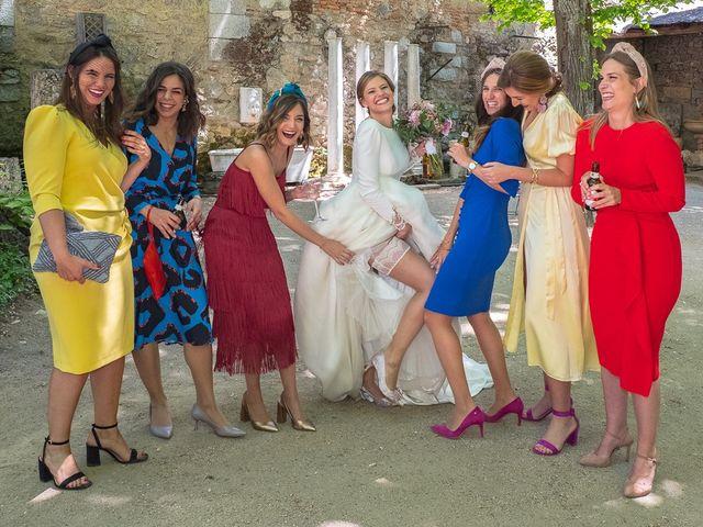 La boda de Pablo y Paloma en  La Granja de San Ildefonso, Segovia 101