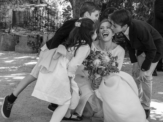 La boda de Pablo y Paloma en  La Granja de San Ildefonso, Segovia 103