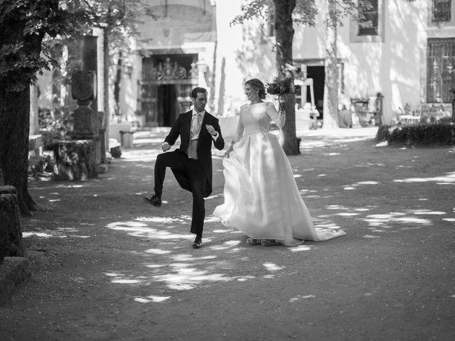 La boda de Pablo y Paloma en  La Granja de San Ildefonso, Segovia 2
