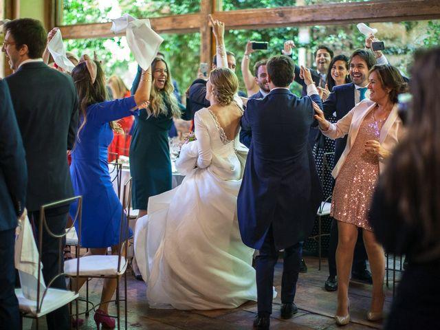 La boda de Pablo y Paloma en  La Granja de San Ildefonso, Segovia 105