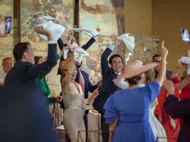 La boda de Pablo y Paloma en  La Granja de San Ildefonso, Segovia 106