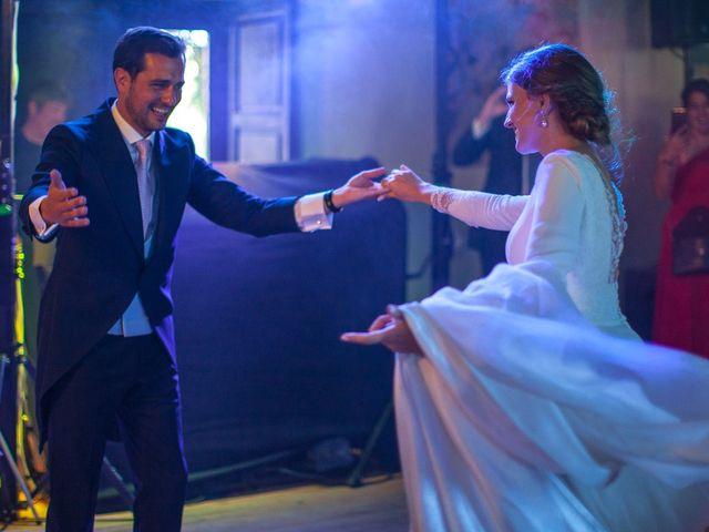 La boda de Pablo y Paloma en  La Granja de San Ildefonso, Segovia 109