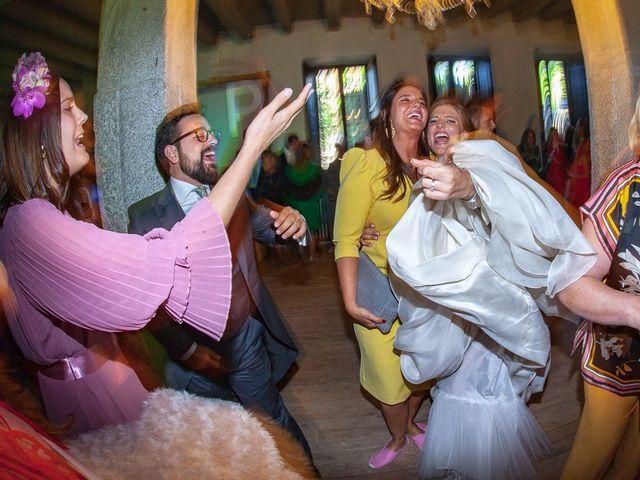 La boda de Pablo y Paloma en  La Granja de San Ildefonso, Segovia 115