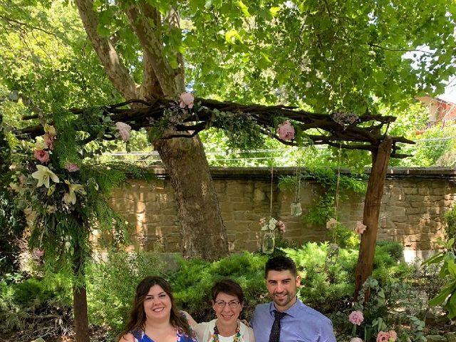 La boda de Txomin y Iosune en Marcilla, Navarra 8