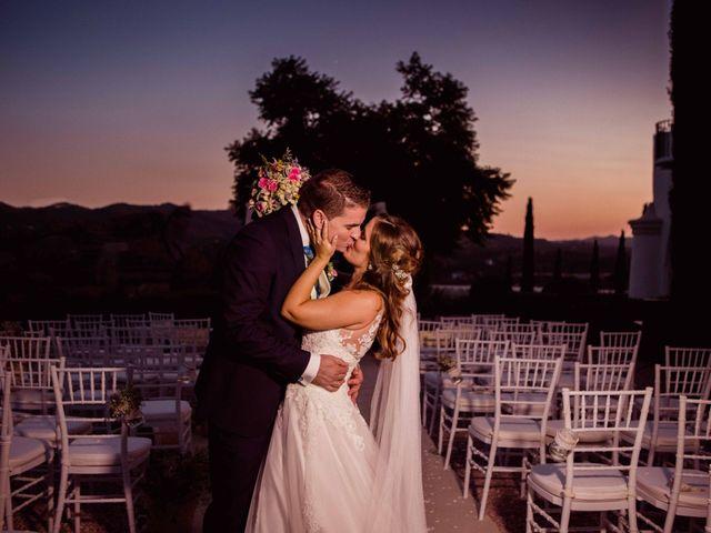 La boda de Marina y Javi