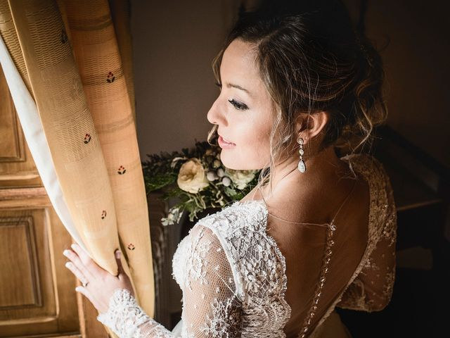 La boda de Iago y Llanire en Chantada (Santa Marina), Lugo 1