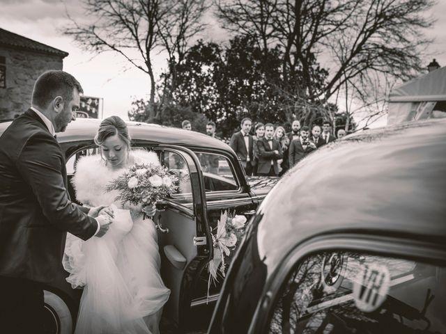 La boda de Iago y Llanire en Chantada (Santa Marina), Lugo 15