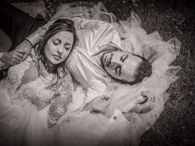 La boda de Iago y Llanire en Chantada (Santa Marina), Lugo 23