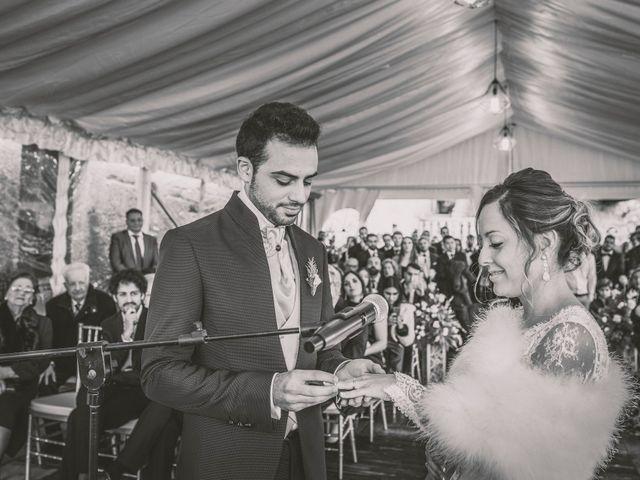 La boda de Iago y Llanire en Chantada (Santa Marina), Lugo 24
