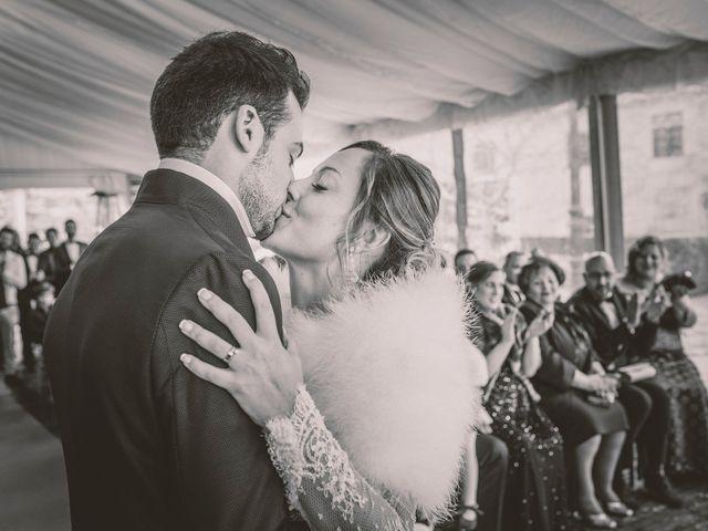 La boda de Iago y Llanire en Chantada (Santa Marina), Lugo 25