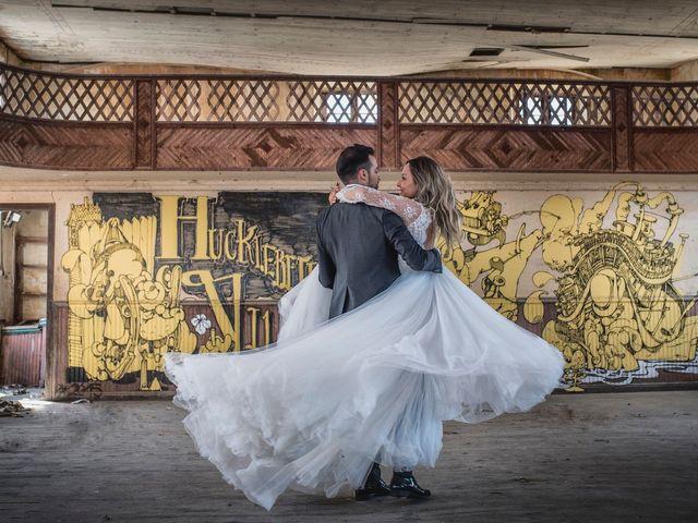 La boda de Iago y Llanire en Chantada (Santa Marina), Lugo 26