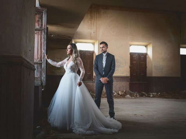 La boda de Iago y Llanire en Chantada (Santa Marina), Lugo 28