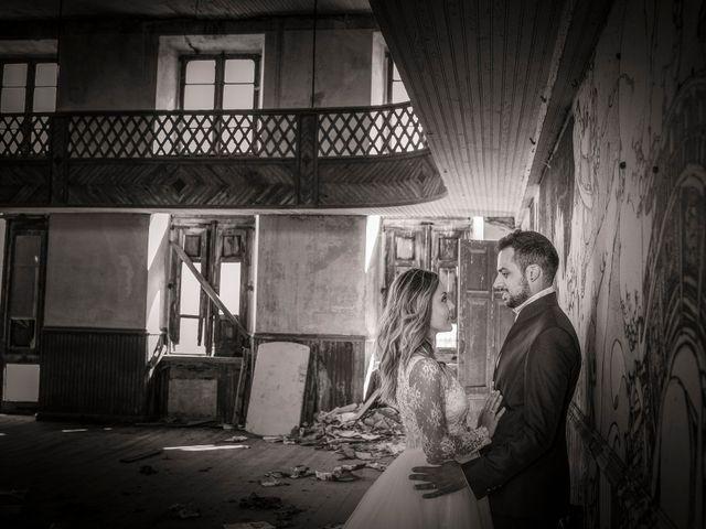 La boda de Iago y Llanire en Chantada (Santa Marina), Lugo 31