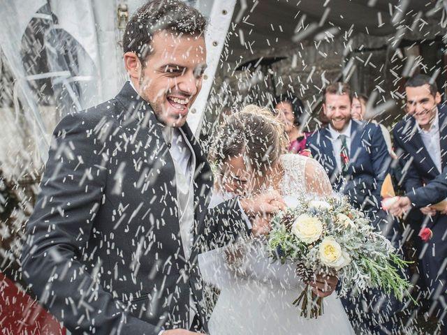 La boda de Iago y Llanire en Chantada (Santa Marina), Lugo 33