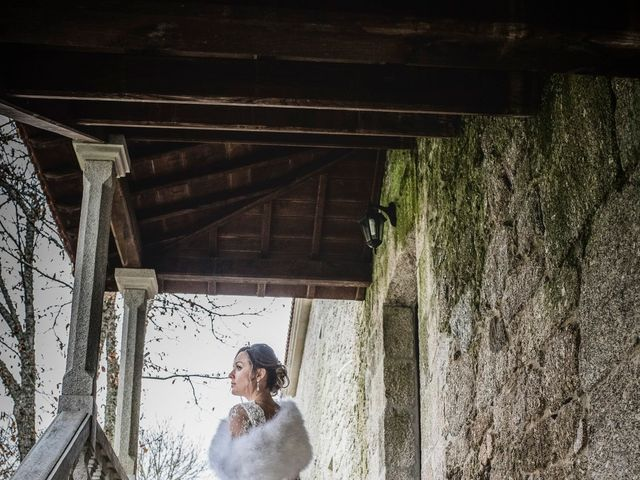 La boda de Iago y Llanire en Chantada (Santa Marina), Lugo 37