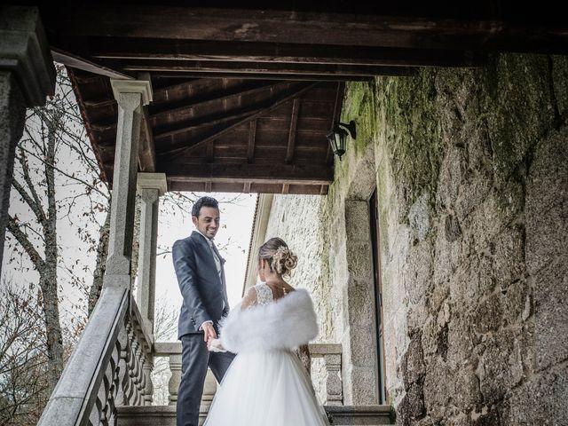 La boda de Iago y Llanire en Chantada (Santa Marina), Lugo 38