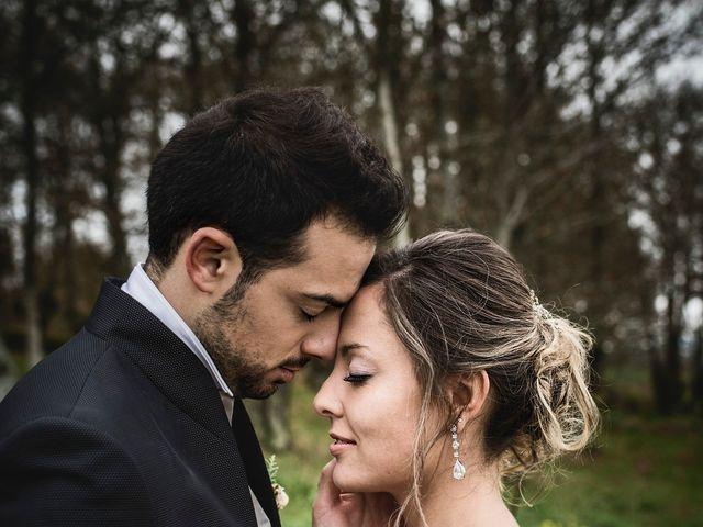 La boda de Iago y Llanire en Chantada (Santa Marina), Lugo 48