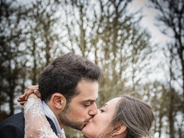 La boda de Iago y Llanire en Chantada (Santa Marina), Lugo 50