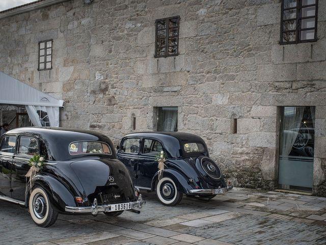 La boda de Iago y Llanire en Chantada (Santa Marina), Lugo 53