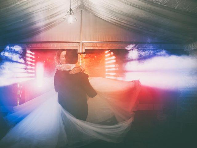 La boda de Iago y Llanire en Chantada (Santa Marina), Lugo 56