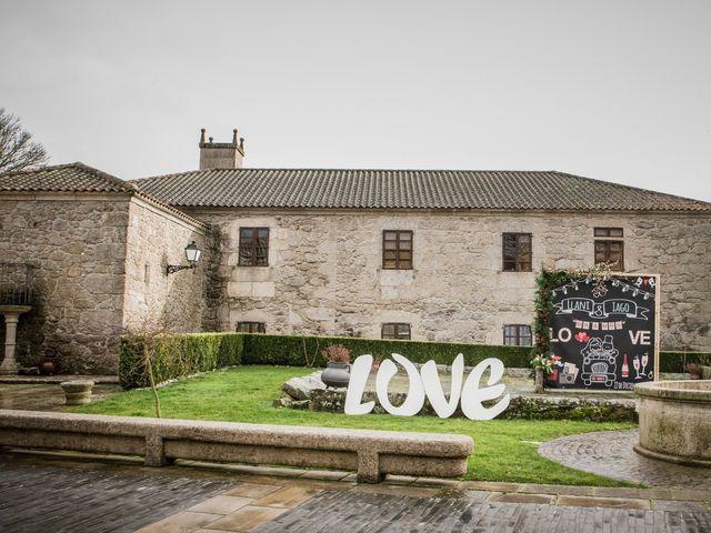 La boda de Iago y Llanire en Chantada (Santa Marina), Lugo 58