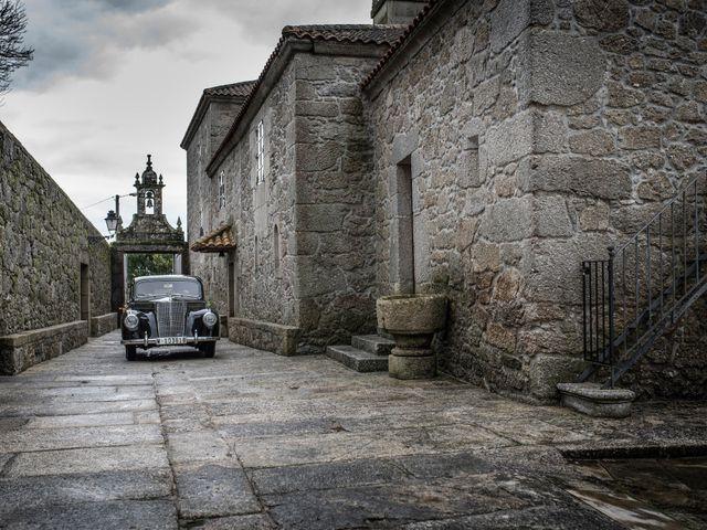 La boda de Iago y Llanire en Chantada (Santa Marina), Lugo 63