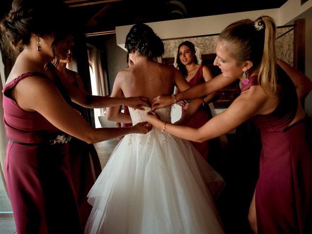 La boda de Andrés Fuentes y Sonia Diez en Valbuena De Duero, Valladolid 2