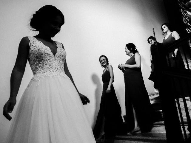La boda de Andrés Fuentes y Sonia Diez en Valbuena De Duero, Valladolid 3