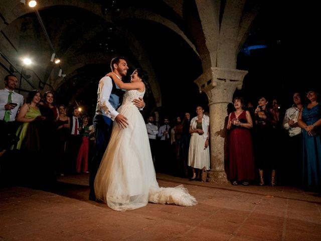 La boda de Andrés Fuentes y Sonia Diez en Valbuena De Duero, Valladolid 5