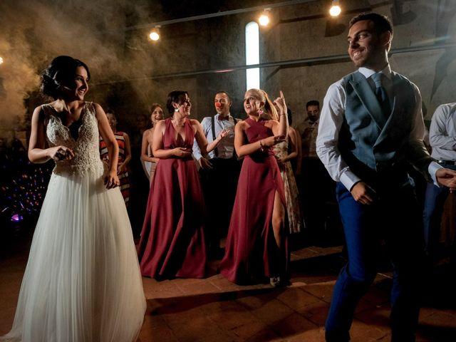 La boda de Andrés Fuentes y Sonia Diez en Valbuena De Duero, Valladolid 6