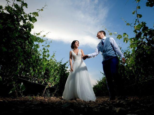 La boda de Andrés Fuentes y Sonia Diez en Valbuena De Duero, Valladolid 8