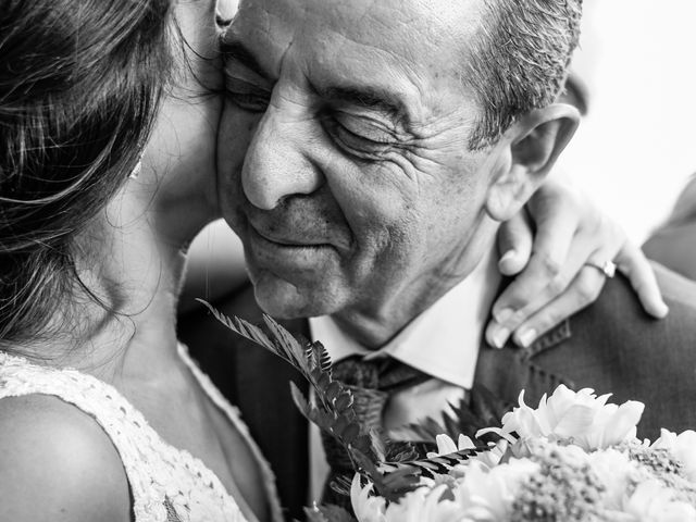 La boda de Andrés Fuentes y Sonia Diez en Valbuena De Duero, Valladolid 10