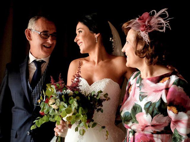 La boda de Andrés Fuentes y Sonia Diez en Valbuena De Duero, Valladolid 12