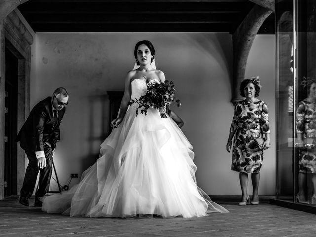 La boda de Andrés Fuentes y Sonia Diez en Valbuena De Duero, Valladolid 13