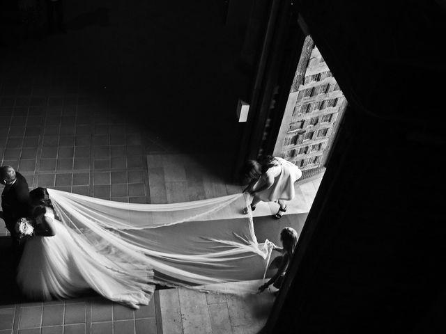 La boda de Andrés Fuentes y Sonia Diez en Valbuena De Duero, Valladolid 15