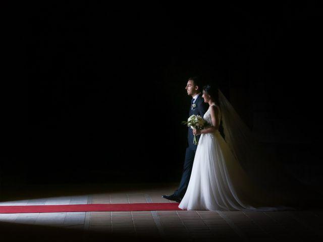 La boda de Andrés Fuentes y Sonia Diez en Valbuena De Duero, Valladolid 19
