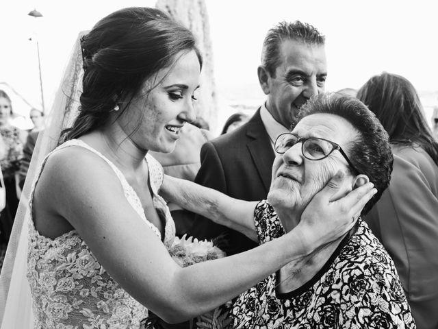 La boda de Andrés Fuentes y Sonia Diez en Valbuena De Duero, Valladolid 20