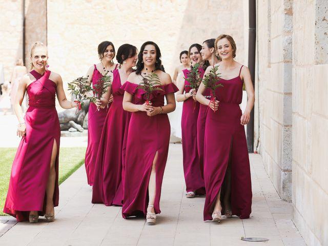 La boda de Andrés Fuentes y Sonia Diez en Valbuena De Duero, Valladolid 31