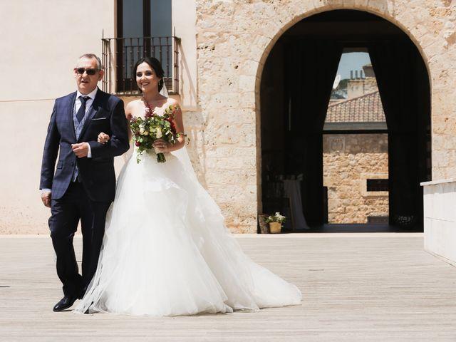 La boda de Andrés Fuentes y Sonia Diez en Valbuena De Duero, Valladolid 32