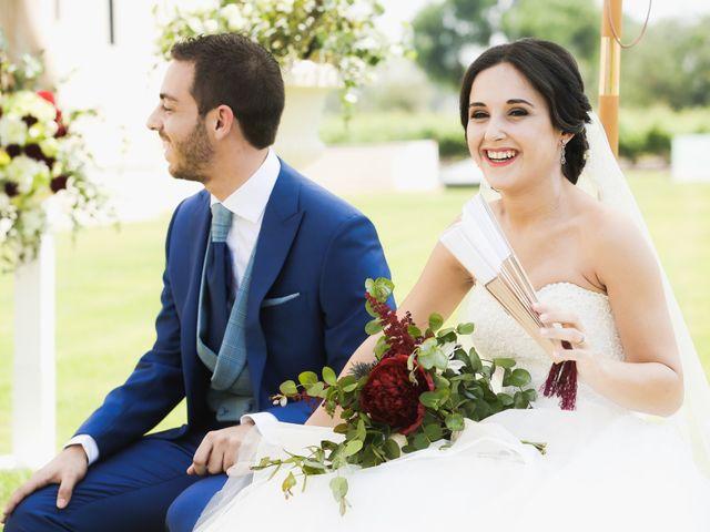 La boda de Andrés Fuentes y Sonia Diez en Valbuena De Duero, Valladolid 33