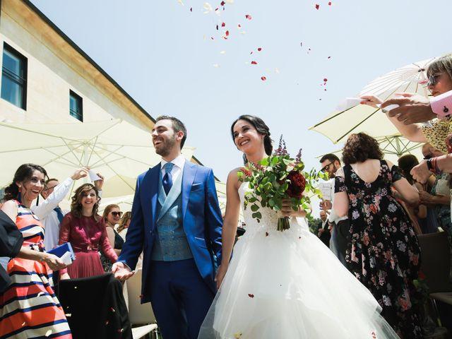 La boda de Andrés Fuentes y Sonia Diez en Valbuena De Duero, Valladolid 35