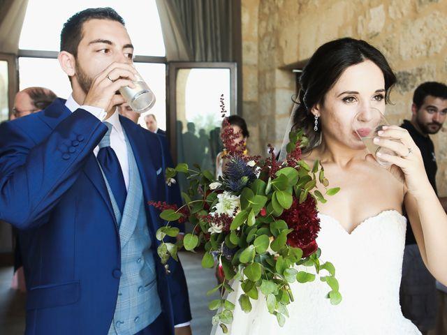La boda de Andrés Fuentes y Sonia Diez en Valbuena De Duero, Valladolid 36