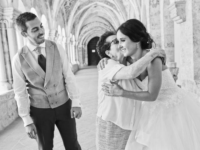 La boda de Andrés Fuentes y Sonia Diez en Valbuena De Duero, Valladolid 39