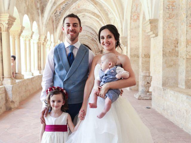 La boda de Andrés Fuentes y Sonia Diez en Valbuena De Duero, Valladolid 40