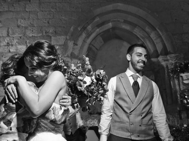 La boda de Andrés Fuentes y Sonia Diez en Valbuena De Duero, Valladolid 41
