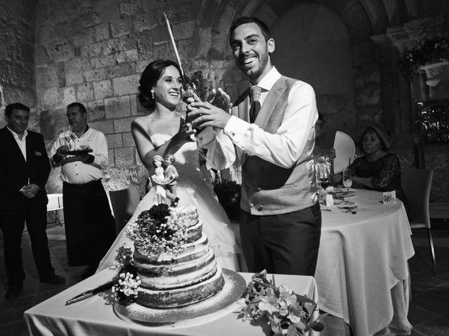 La boda de Andrés Fuentes y Sonia Diez en Valbuena De Duero, Valladolid 43