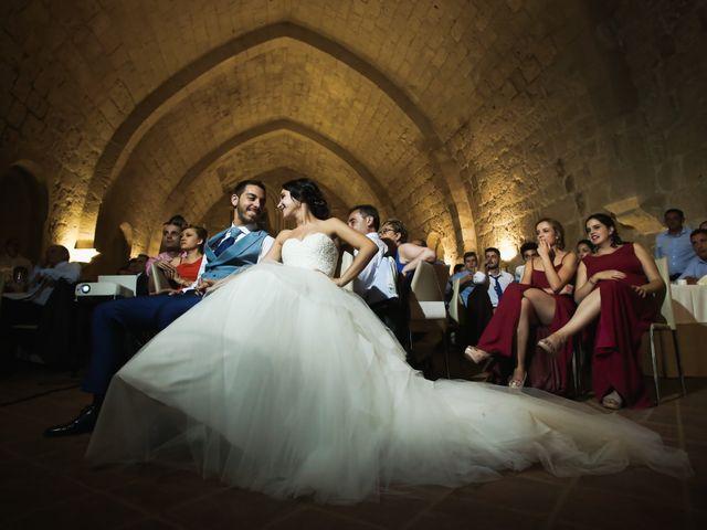 La boda de Andrés Fuentes y Sonia Diez en Valbuena De Duero, Valladolid 44
