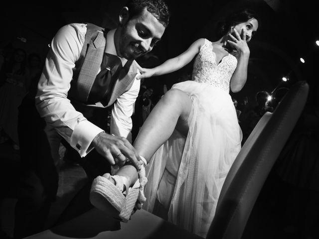 La boda de Andrés Fuentes y Sonia Diez en Valbuena De Duero, Valladolid 47